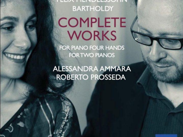 Master Class per giovani pianisti con Roberto Prosseda e Alessandra Ammara